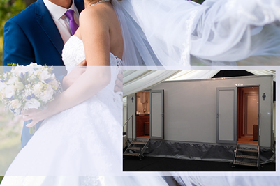 Luxury Toilet Hire For Weddings