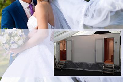 Luxury Toilet Hire For Weddings